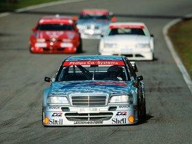 Ver foto 4 de Mercedes Clase C DTM W202 1994