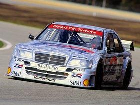 Ver foto 1 de Mercedes Clase C DTM W202 1994