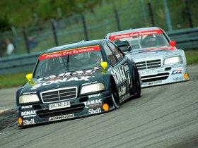 Ver foto 11 de Mercedes Clase C DTM W202 1994