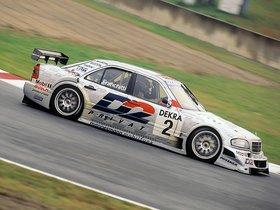 Ver foto 10 de Mercedes Clase C DTM W202 1994
