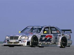 Ver foto 9 de Mercedes Clase C DTM W202 1994