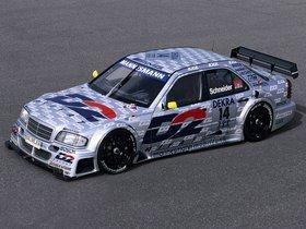 Ver foto 8 de Mercedes Clase C DTM W202 1994