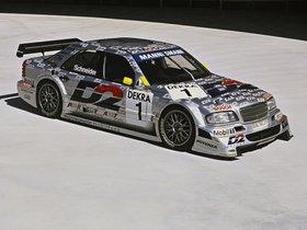 Ver foto 7 de Mercedes Clase C DTM W202 1994