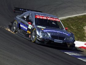 Ver foto 9 de Mercedes Clase C AMG DTM W203 2004