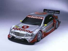 Ver foto 5 de Mercedes Clase C AMG DTM W203 2004