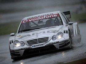 Ver foto 4 de Mercedes Clase C AMG DTM W203 2004