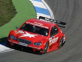 Ver foto 3 de Mercedes Clase C AMG DTM W203 2004