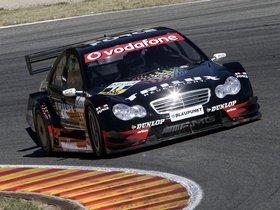 Fotos de Mercedes Clase C AMG DTM W203 2004
