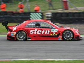 Ver foto 14 de Mercedes Clase C AMG DTM W203 2004