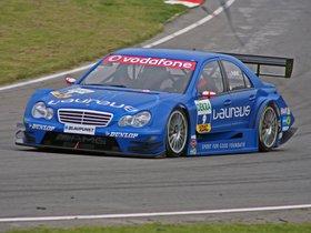 Ver foto 12 de Mercedes Clase C AMG DTM W203 2004
