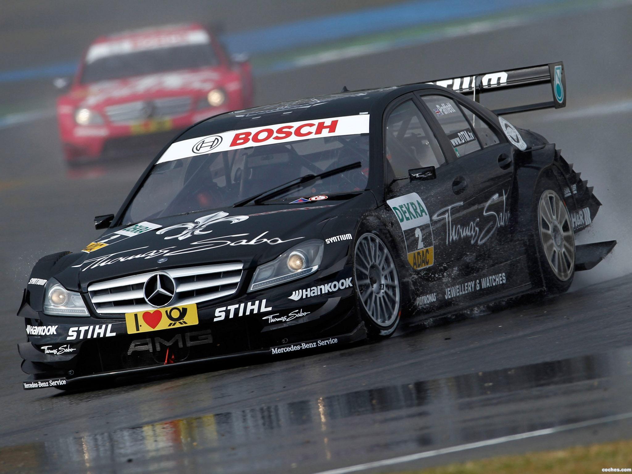Foto 0 de Mercedes Clase C DTM W204 2011