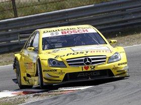Ver foto 19 de Mercedes Clase C DTM W204 2011