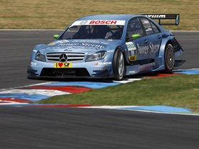 Ver foto 11 de Mercedes Clase C DTM W204 2011