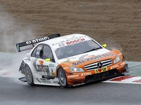 Ver foto 6 de Mercedes Clase C DTM W204 2011