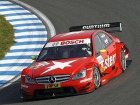 Ver foto 3 de Mercedes Clase C DTM W204 2011