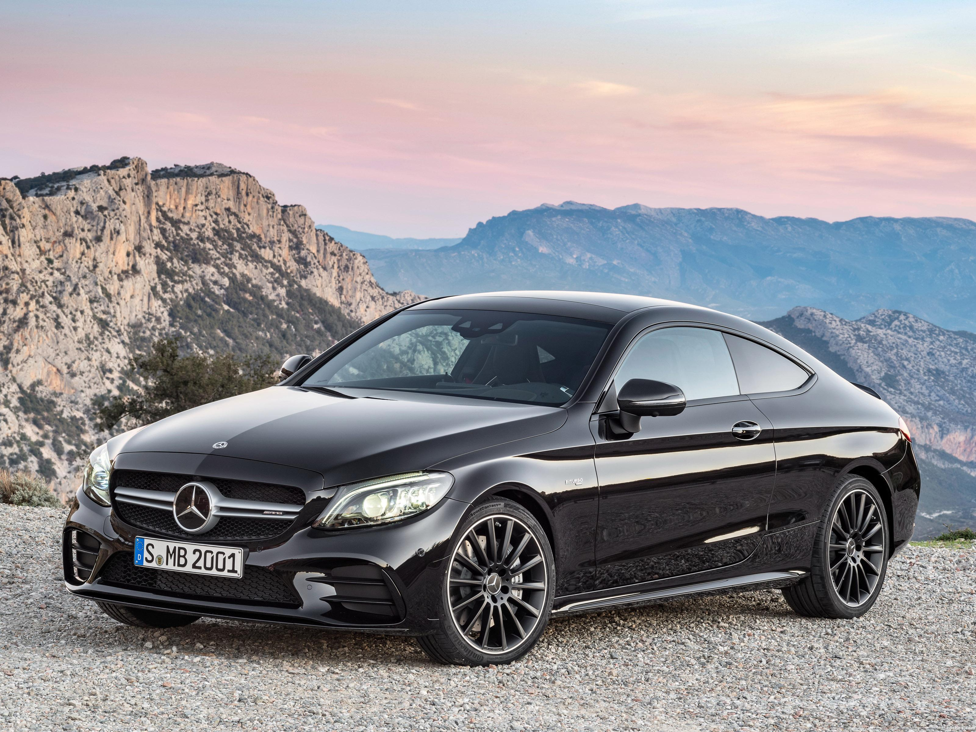 Foto 0 de Mercedes AMG C 43 4Matic Coupe C205 2018