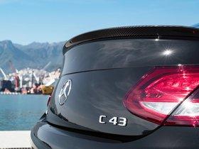 Ver foto 29 de Mercedes AMG C 43 4Matic Coupe C205 2018