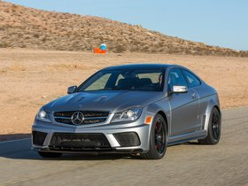 Ver foto 19 de Mercedes Clase C Coupe AMG C63 Black Series USA 2012