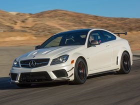 Ver foto 17 de Mercedes Clase C Coupe AMG C63 Black Series USA 2012