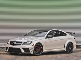 Ver foto 15 de Mercedes Clase C Coupe AMG C63 Black Series USA 2012