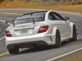 Ver foto 12 de Mercedes Clase C Coupe AMG C63 Black Series USA 2012