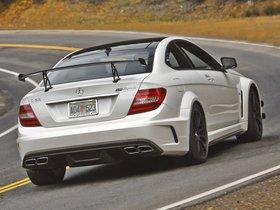 Ver foto 12 de Mercedes Clase C Coupe AMG C63 Black Series USA 2012