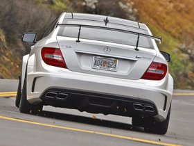 Ver foto 11 de Mercedes Clase C Coupe AMG C63 Black Series USA 2012