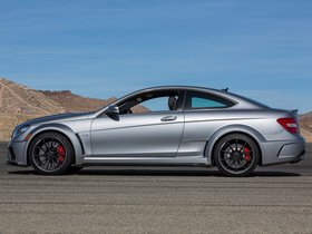 Ver foto 4 de Mercedes Clase C Coupe AMG C63 Black Series USA 2012