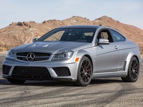 Ver foto 23 de Mercedes Clase C Coupe AMG C63 Black Series USA 2012