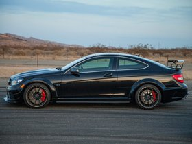 Ver foto 22 de Mercedes Clase C Coupe AMG C63 Black Series USA 2012