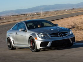 Ver foto 21 de Mercedes Clase C Coupe AMG C63 Black Series USA 2012