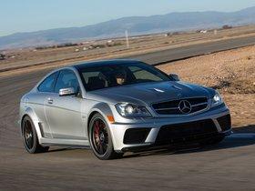 Ver foto 21 de Mercedes Clase C Coupe AMG C63 Black Series USA 2012