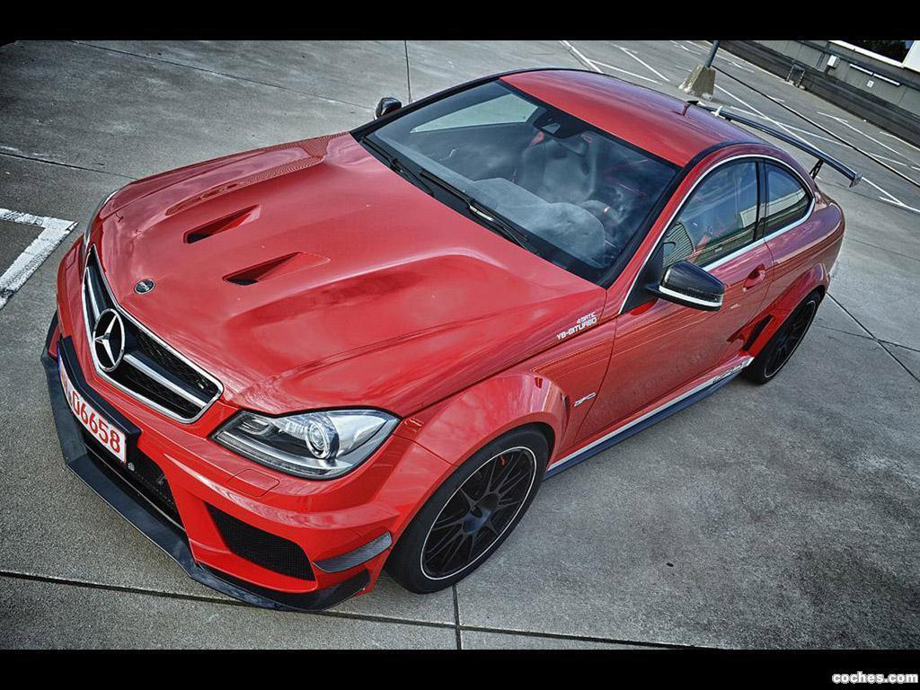 Foto 0 de Mercedes Clase C AMG C63 Black Series GAD Motors 2013