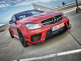 Ver foto 2 de Mercedes Clase C AMG C63 Black Series GAD Motors 2013