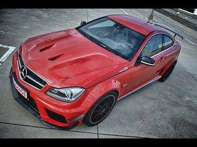 Fotos de Mercedes Clase C AMG C63 Black Series GAD Motors 2013