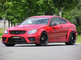 Ver foto 5 de Mercedes Clase C C63 AMG Black Series by Domanig 2012