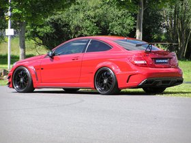 Ver foto 4 de Mercedes Clase C C63 AMG Black Series by Domanig 2012