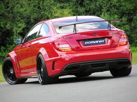 Ver foto 3 de Mercedes Clase C C63 AMG Black Series by Domanig 2012