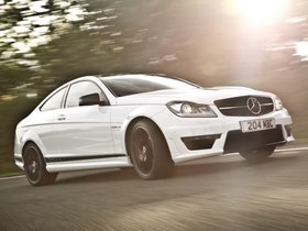 Ver foto 10 de Mercedes Clase C AMG C63 Coupe Edition 507 C204 UK 2013