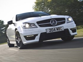 Ver foto 9 de Mercedes Clase C AMG C63 Coupe Edition 507 C204 UK 2013
