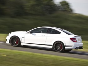Ver foto 7 de Mercedes Clase C AMG C63 Coupe Edition 507 C204 UK 2013