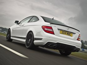 Ver foto 6 de Mercedes Clase C AMG C63 Coupe Edition 507 C204 UK 2013