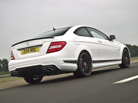 Ver foto 5 de Mercedes Clase C AMG C63 Coupe Edition 507 C204 UK 2013