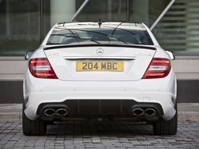 Ver foto 2 de Mercedes Clase C AMG C63 Coupe Edition 507 C204 UK 2013