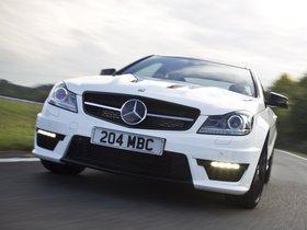 Fotos de Mercedes Clase C AMG C63 Coupe Edition 507 C204 UK 2013
