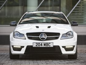 Ver foto 14 de Mercedes Clase C AMG C63 Coupe Edition 507 C204 UK 2013