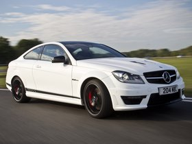 Ver foto 13 de Mercedes Clase C AMG C63 Coupe Edition 507 C204 UK 2013