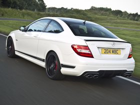 Ver foto 12 de Mercedes Clase C AMG C63 Coupe Edition 507 C204 UK 2013