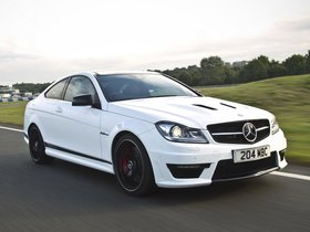 Ver foto 11 de Mercedes Clase C AMG C63 Coupe Edition 507 C204 UK 2013