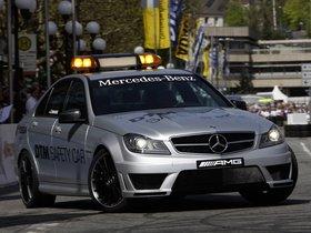 Fotos de Mercedes Clase C C63 AMG DTM Safety Car 2012